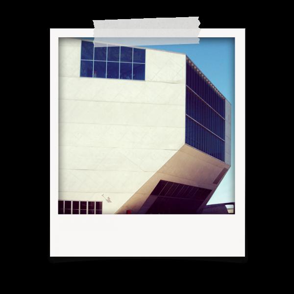 Polaroids Casa da Música