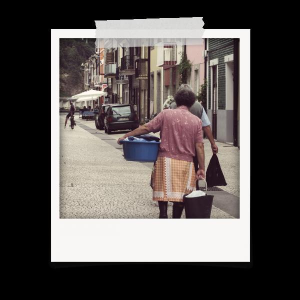 Polaroids com peixeira na Afurada