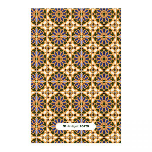 Rua dos Caldeireiros: Postais de azulejos portugueses