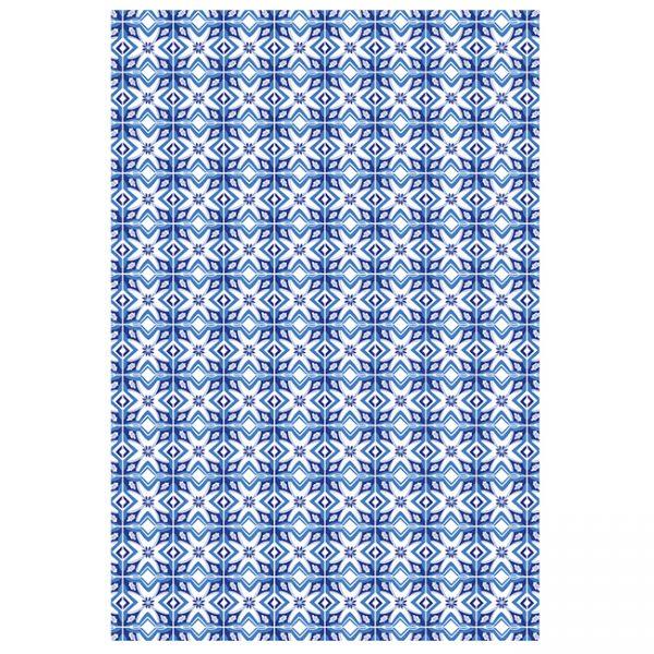 Postal de azulejo