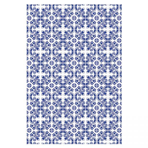 Postais de azulejo portugueses